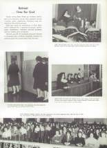 1963 St. Joseph Commercial High School Yearbook Page 46 & 47