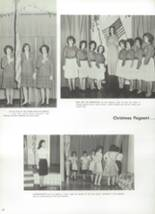 1963 St. Joseph Commercial High School Yearbook Page 52 & 53