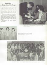 1963 St. Joseph Commercial High School Yearbook Page 54 & 55