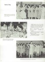 1963 St. Joseph Commercial High School Yearbook Page 56 & 57