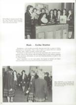 1963 St. Joseph Commercial High School Yearbook Page 86 & 87