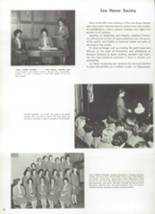 1963 St. Joseph Commercial High School Yearbook Page 92 & 93