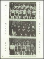 1983 Jet-Nash High School Yearbook Page 40 & 41