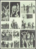 1983 Jet-Nash High School Yearbook Page 42 & 43