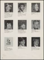 1975 Idabel High School Yearbook Page 24 & 25