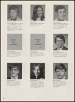 1975 Idabel High School Yearbook Page 32 & 33