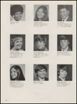 1975 Idabel High School Yearbook Page 36 & 37