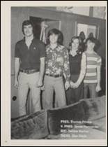 1975 Idabel High School Yearbook Page 40 & 41