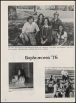 1975 Idabel High School Yearbook Page 52 & 53