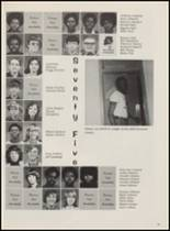 1975 Idabel High School Yearbook Page 54 & 55