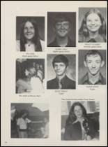 1975 Idabel High School Yearbook Page 82 & 83