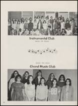 1975 Idabel High School Yearbook Page 100 & 101
