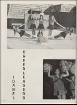 1975 Idabel High School Yearbook Page 106 & 107