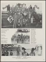 1975 Idabel High School Yearbook Page 116 & 117