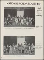 1975 Idabel High School Yearbook Page 118 & 119