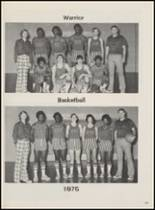 1975 Idabel High School Yearbook Page 126 & 127