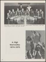 1975 Idabel High School Yearbook Page 128 & 129