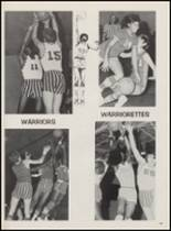 1975 Idabel High School Yearbook Page 132 & 133