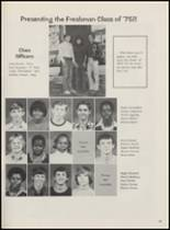 1975 Idabel High School Yearbook Page 142 & 143
