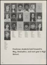 1975 Idabel High School Yearbook Page 150 & 151