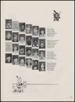 1975 Idabel High School Yearbook Page 154 & 155