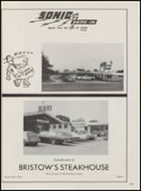 1975 Idabel High School Yearbook Page 212 & 213