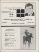 1975 Idabel High School Yearbook Page 216 & 217