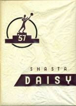 1957 Yearbook Shasta High School