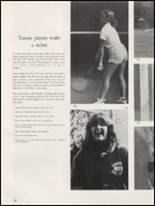 1980 Sammamish High School Yearbook Page 32 & 33
