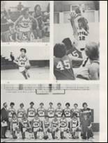 1980 Sammamish High School Yearbook Page 80 & 81