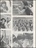 1980 Sammamish High School Yearbook Page 82 & 83