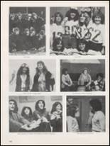 1980 Sammamish High School Yearbook Page 166 & 167