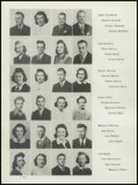 1942 Washington High School Yearbook Page 14 & 15