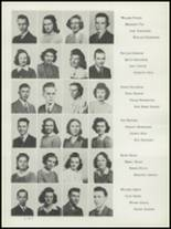 1942 Washington High School Yearbook Page 18 & 19