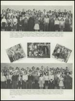 1942 Washington High School Yearbook Page 28 & 29