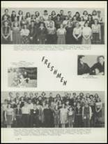 1942 Washington High School Yearbook Page 32 & 33