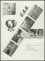 1942 Washington High School Yearbook Page 66 & 67