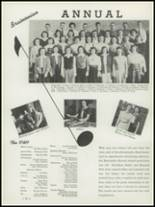 1942 Washington High School Yearbook Page 74 & 75