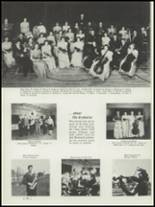 1942 Washington High School Yearbook Page 80 & 81