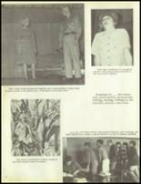 1971 Delight High School Yearbook Page 16 & 17