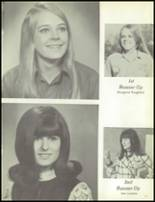 1971 Delight High School Yearbook Page 20 & 21