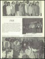 1971 Delight High School Yearbook Page 28 & 29
