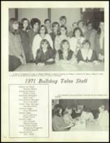 1971 Delight High School Yearbook Page 30 & 31