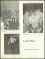 1971 Delight High School Yearbook Page 38 & 39
