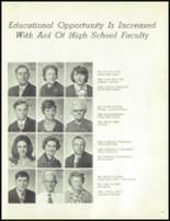 1971 Delight High School Yearbook Page 46 & 47
