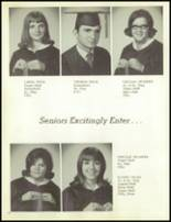 1971 Delight High School Yearbook Page 54 & 55
