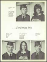 1971 Delight High School Yearbook Page 56 & 57