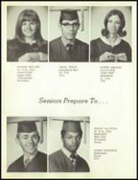 1971 Delight High School Yearbook Page 58 & 59