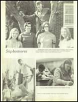 1971 Delight High School Yearbook Page 64 & 65