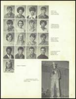 1971 Delight High School Yearbook Page 68 & 69